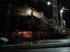 Surrey City Hall Under Construction
