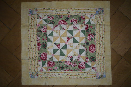 Doll Quilters' Monthly - 08/2012