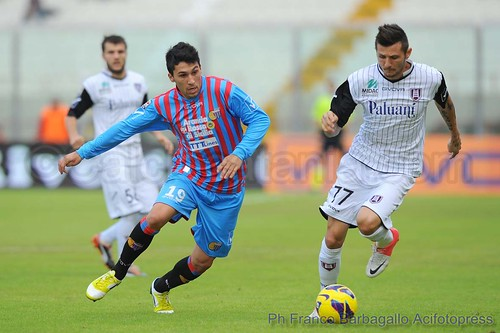 Calcio, Catania-Milan: presentazione della gara$