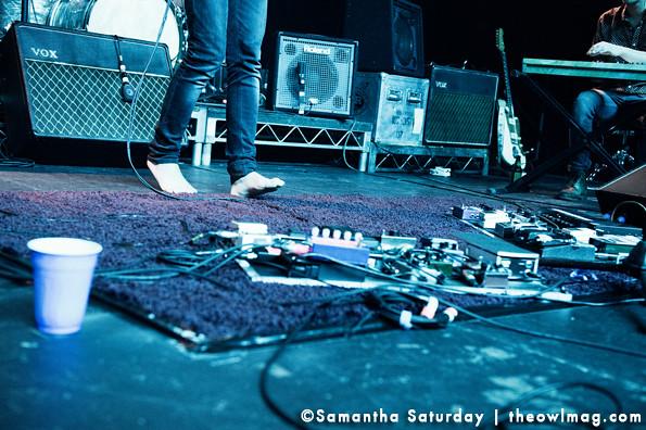 Tame Impala @ The Fonda Theatre,LA 11/17/2012