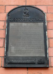 Photo of Assay Office, Birmingham and Matthew Boulton bronze plaque