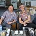 À Du Yun avec M Chen, Guizhou