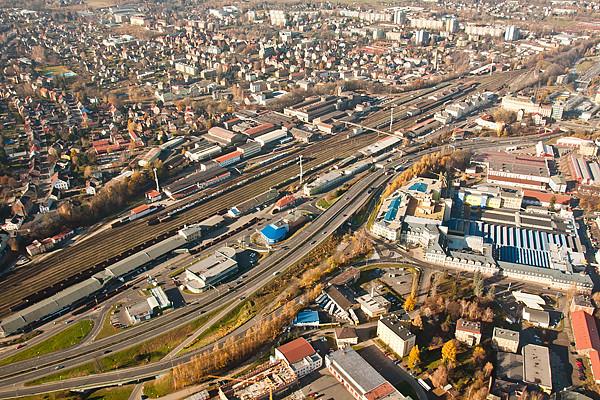 Nádraží Liberec