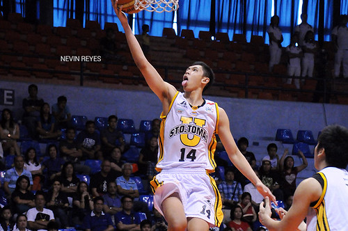 PCCL 2012 Final Four: UST Growling Tigers vs. Ateneo Blue Eagles, Nov. 21