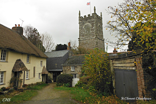 St.Clement Churchtown by Stocker Images