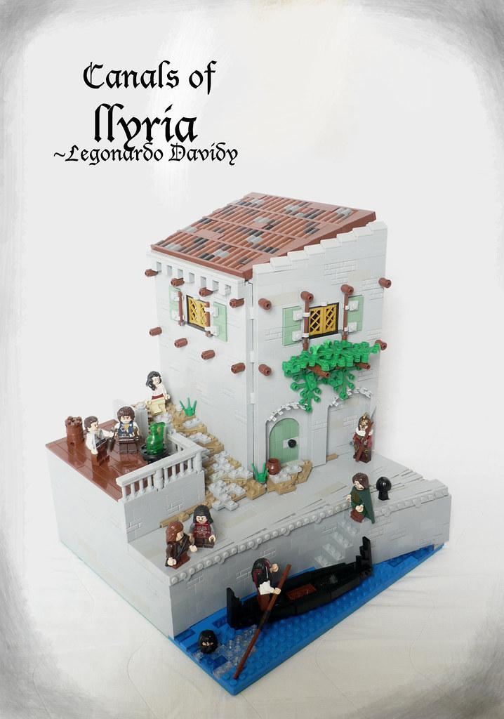 Canals of llyria