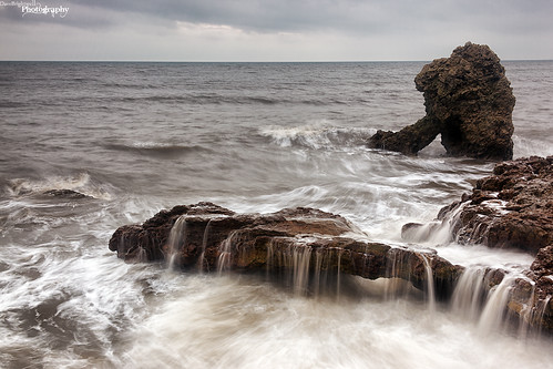 Shot Rock FallOff by Dave Brightwell