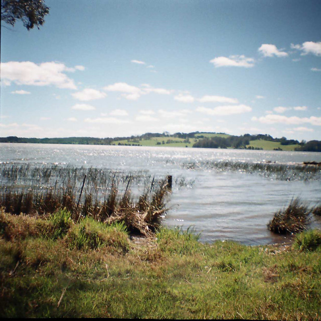 Fitzroy Falls Reservoir