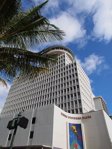 Waikiki Kalakaua Ave. - Waikiki Business Plaza