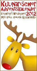 Kulinarischer Adventskalender 2012 mit voll vielen Gschänkli!