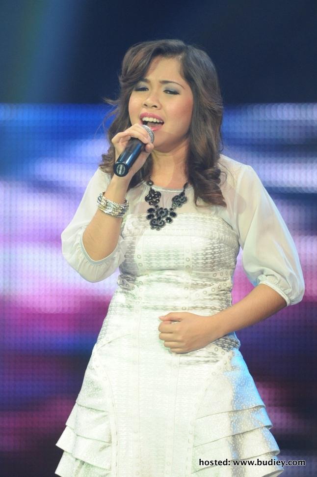 Nadeera memperoleh markah paling tinggi pada malam konsert tersebut