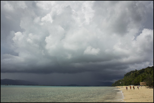 Weather at Cape Panwa, Phuket 24th November 2012