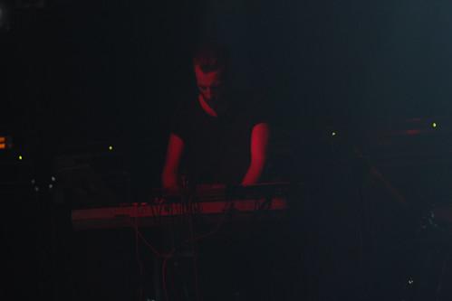 Ben Frost @ Meetfactory #15