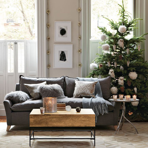 west elm Christmas