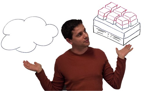 Cloud vs Virtualization