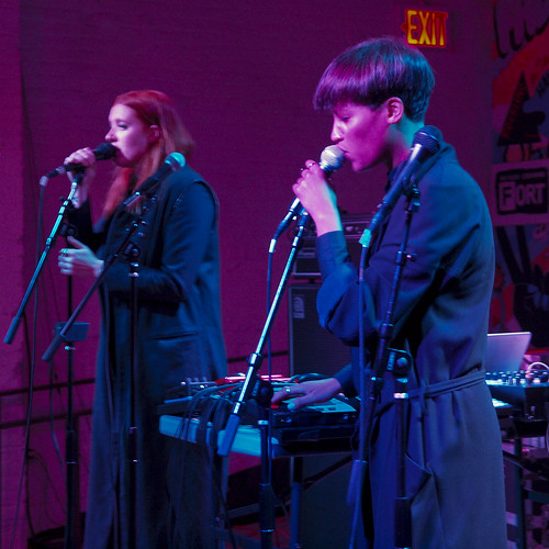 10.17.12 CMJ Icona Pop @ Fader Fort
