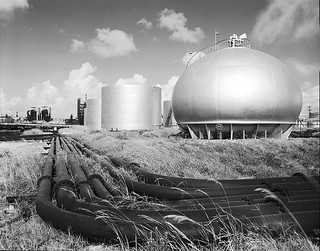 Gulf Oil Corp., Tankage and Foster-Wheeler Units