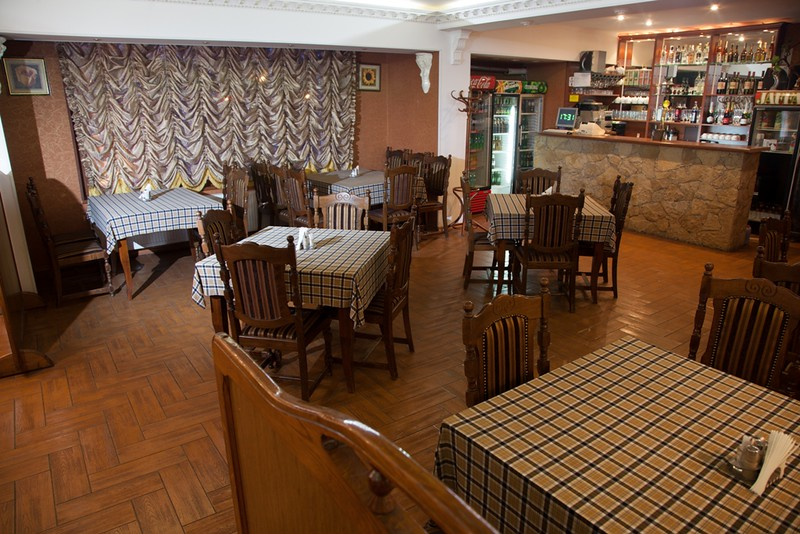 Ресторан Europa > Фото из галереи `Зал на 30 мест`