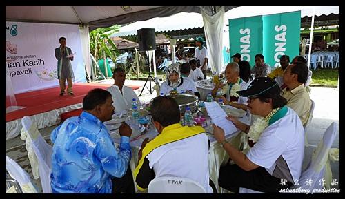 Sentuhan Kasih Deepavali with Petronas @ Kampung Wellington, Manjung, Perak