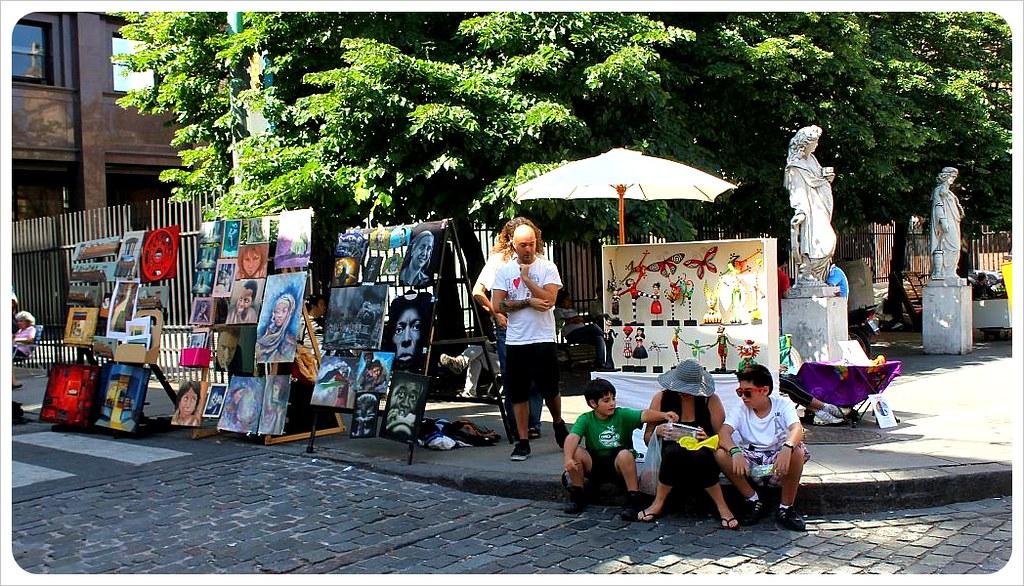 san telmo antiques market