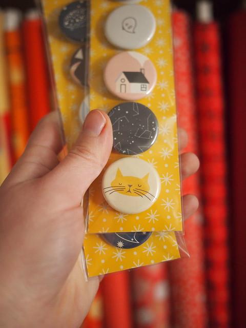 Holiday 2012 Pins