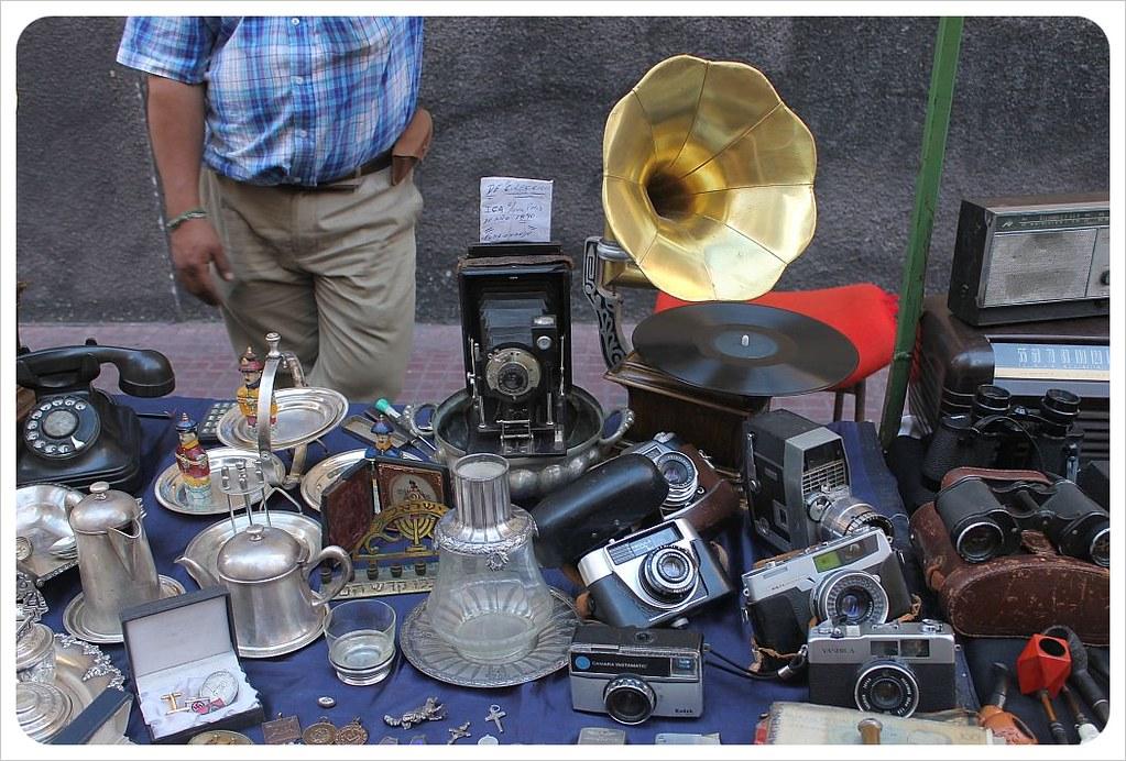 san telmo market antiques