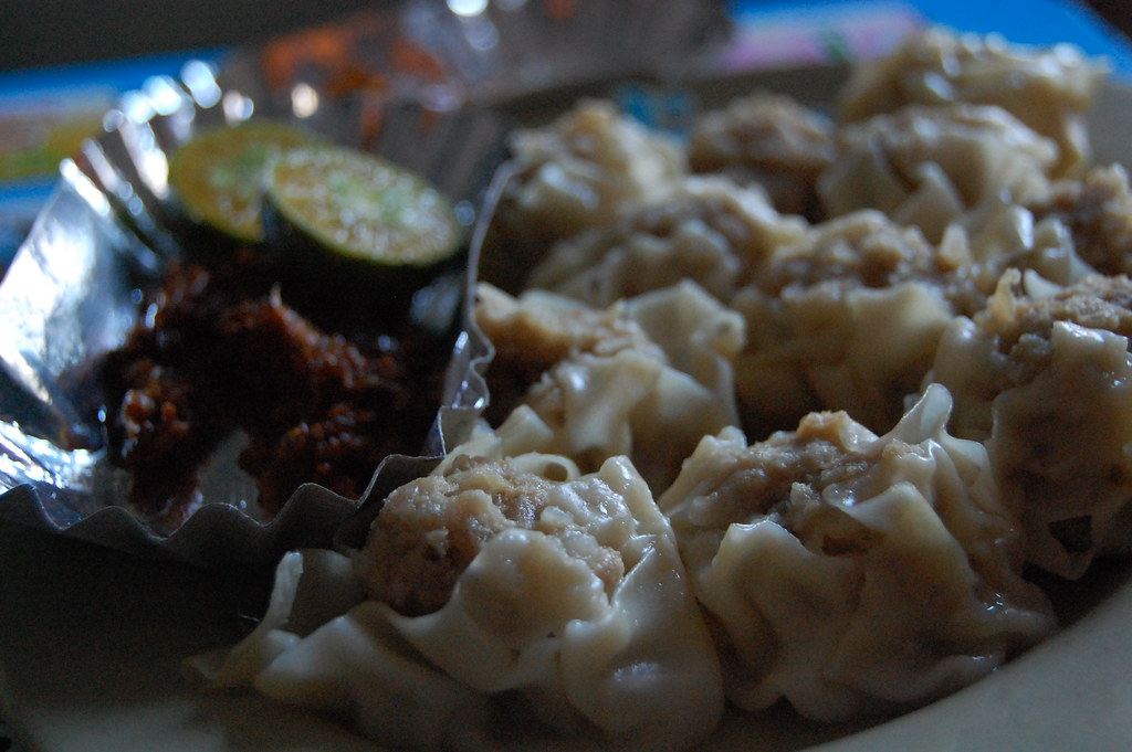 how to make siomai recipe
