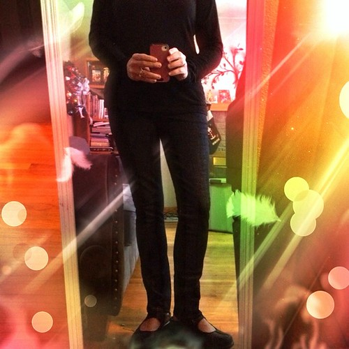 Sweetheart Skinny Jeans. Victory!