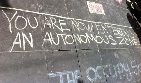 You Are Now Entering An Autonomous Zone