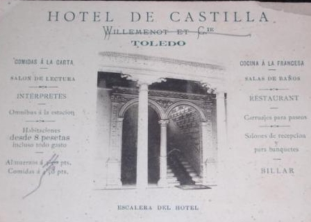 Hotel de Castilla