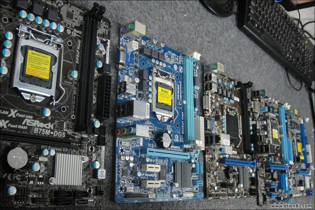ASRock B75M DGS vs GIGABYTE MSI ASUS | Review round up ASRoc… | Flickr