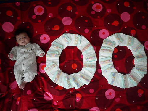 100 days old