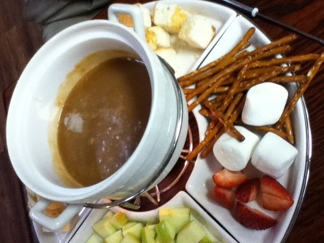 Caramel fondue | At Chocolaterian. | By: jumbledpile | Flickr - Photo ...