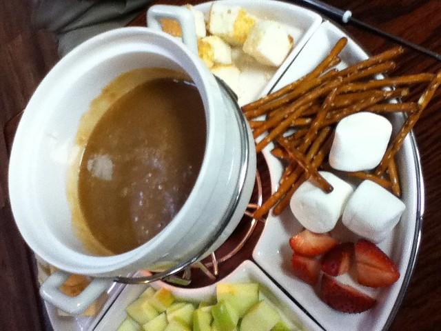 Caramel fondue | At Chocolaterian. | By: jumbledpile | Flickr - Photo ...