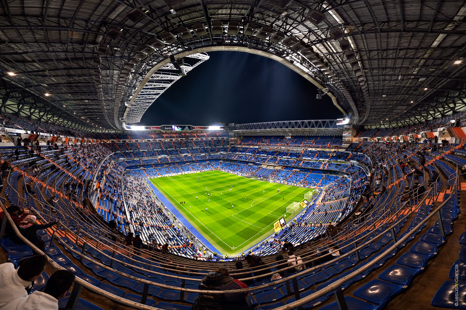 Estadio santiago bernab u flickr photo sharing for Puerta 4 santiago bernabeu