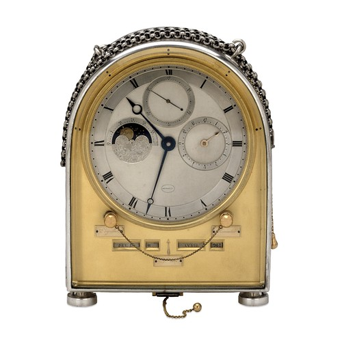 005-Reloj para carruajes de Breguet et Fils--© Trustees of the British Museum