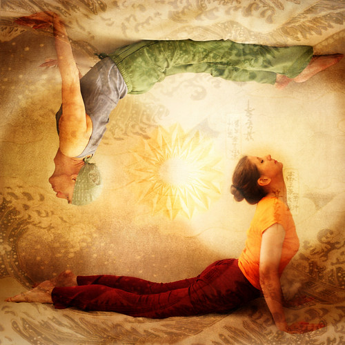 Inspiring Asanas. Awakening The Energies of Yin & Yang by Katrin Ray