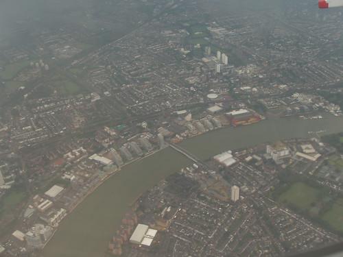 Aerial Wandsworth