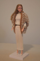 "#5336 barbie in fashion #2667 from 1979 ""Sleek 'N Chic"""