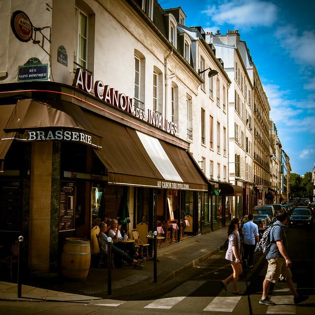 Paris Little Corner