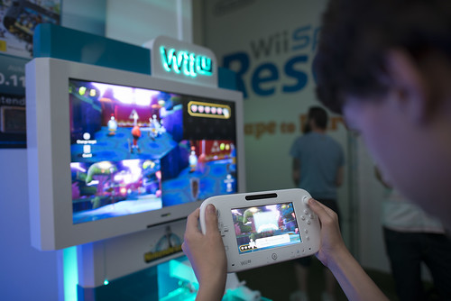 Ninteno Wii U Launch 29.11.12 EB SWANSTON ST MELBOURNE (145 of 271)
