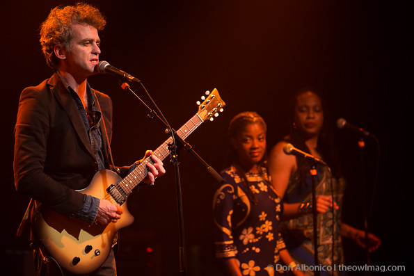 Sean Hayes @ The Independent, SF 11/30/12