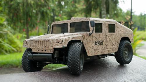 Tamiya Hummer P1250261