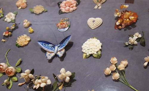 shell jewelry, Museum of International Folk Art