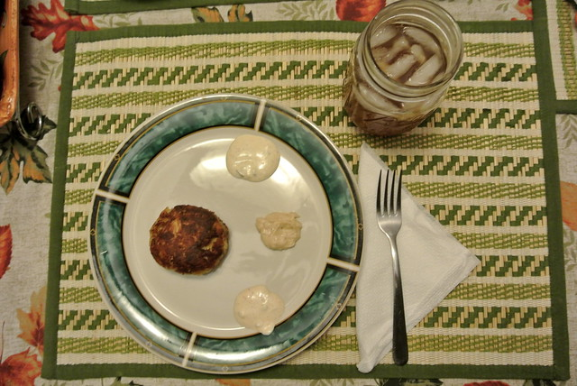 Recipe • Crab Cakes and Sauce!