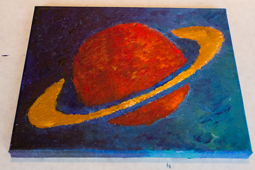 Painting Planet Argon, part 6