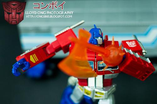 Optimus Prime MP-10