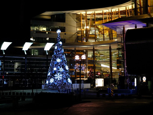 Central City Christmas Tree