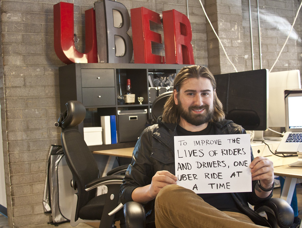 Gabe Williams, Community Manager at Uber Phoenix