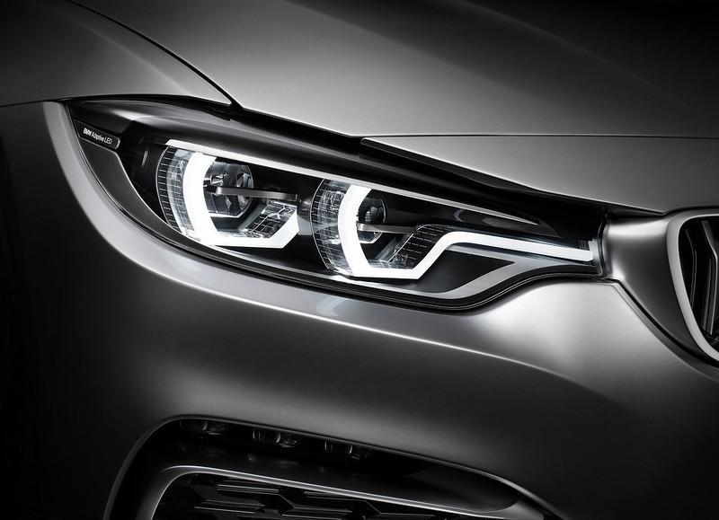 BMW 4 SERIES HEADLIGHT